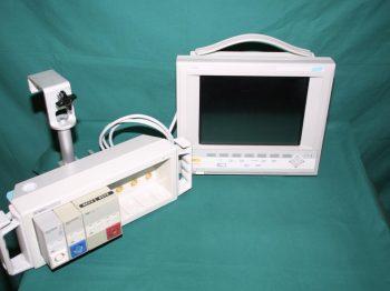 Agilent Viridia V24CM1205A, Monitor mit Modulrack
