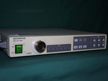 OLYMPUS CV-140 EVIS video processor, good condition, second-hand