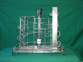OLYMPUS upper basket for 2 flexible endoscopes, second-hand