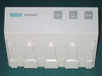 SIEMENS Hemomed module box for 4 PRESS connections