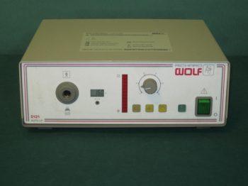 Wolf 5121 Auto LP, xenon cold-light source 180 watt for rigid endoscopy,