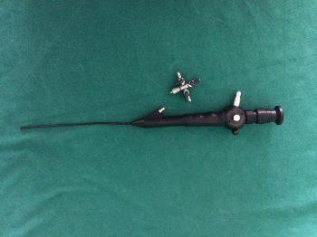 WOLF 7325.122: Fiber hysteroscope 2.5mm/7.5 Charr